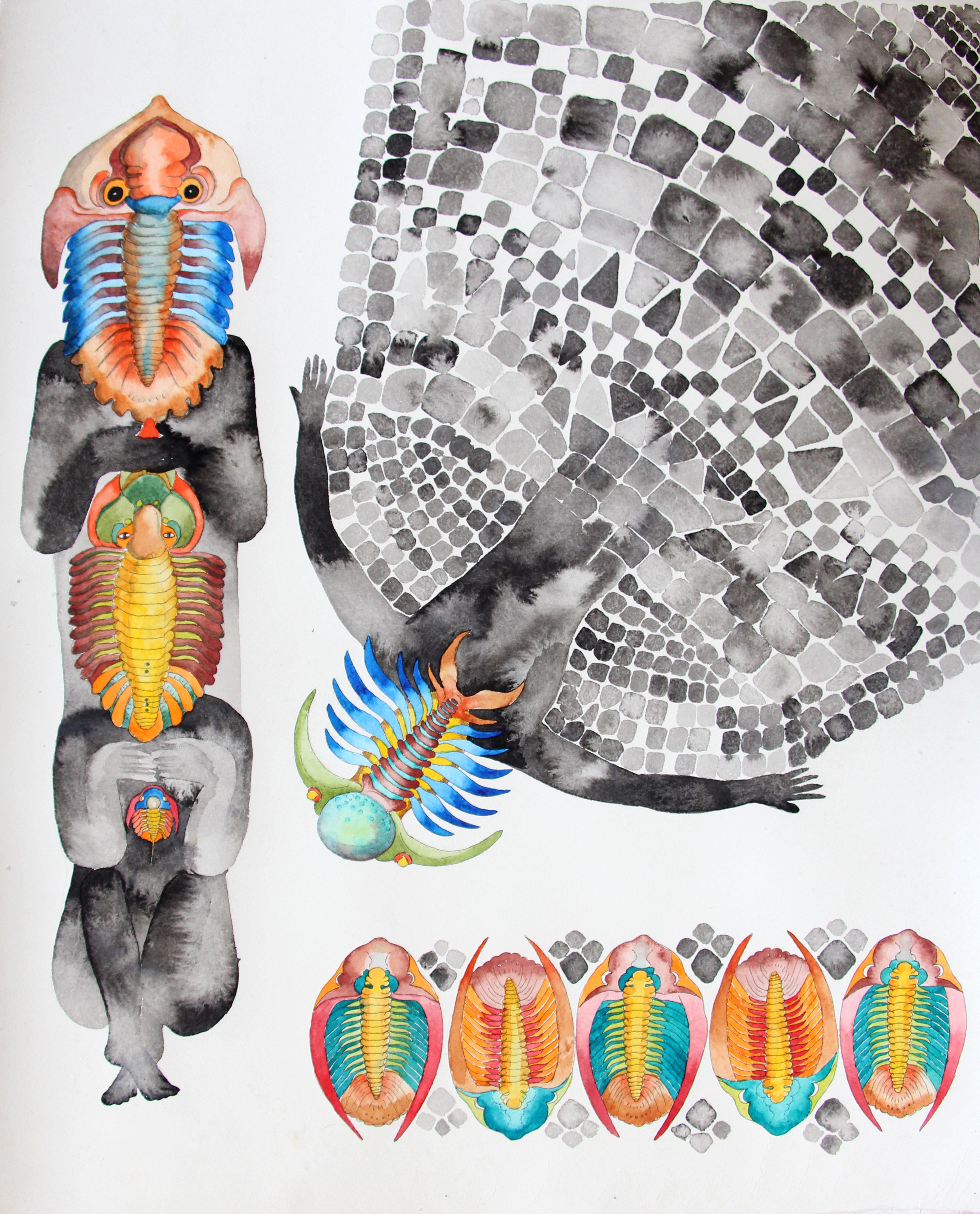 Trilobite Totem