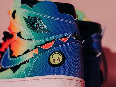 The J Balvin x Air Jordan 1 is Delayed Due to COVID-19