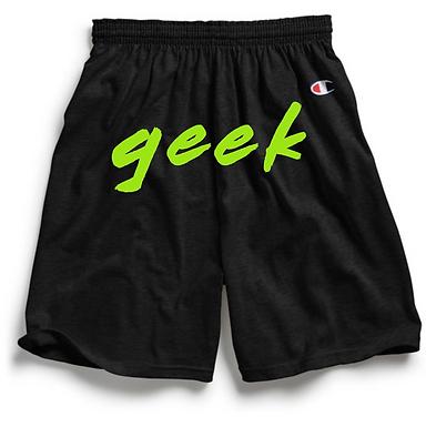 Geek x Champion Shorts