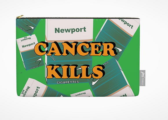 Cancer Kills. POUCH