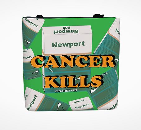 Cancer Kills Tote