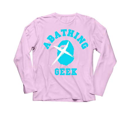 Limited Edition: Abstract Bathing Geek Tee
