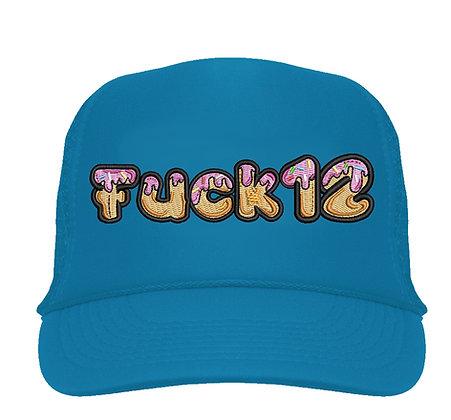 #FUCK12 Trucker Mesh SnapBack