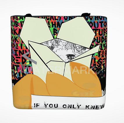 IF YOU ONLY KNEW. Tote
