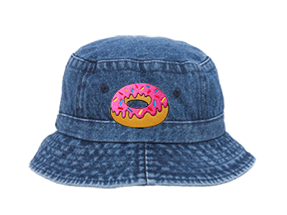 Simpson's famed D'Oh Nuts Bucket Hat