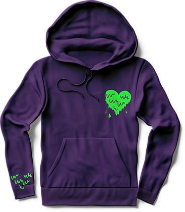 What up Slime?! Hoodie