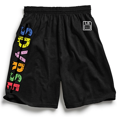 SDVRSE X GEEK HOT SUMMA SHORTS