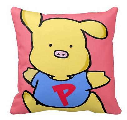 Toon Throw Pillow