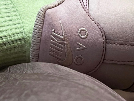 New Teaser of Drake's OVO x Nike Air Force 1 Collab Surfaces