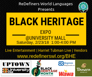 #BlackHeritageExpo Are You Ready?