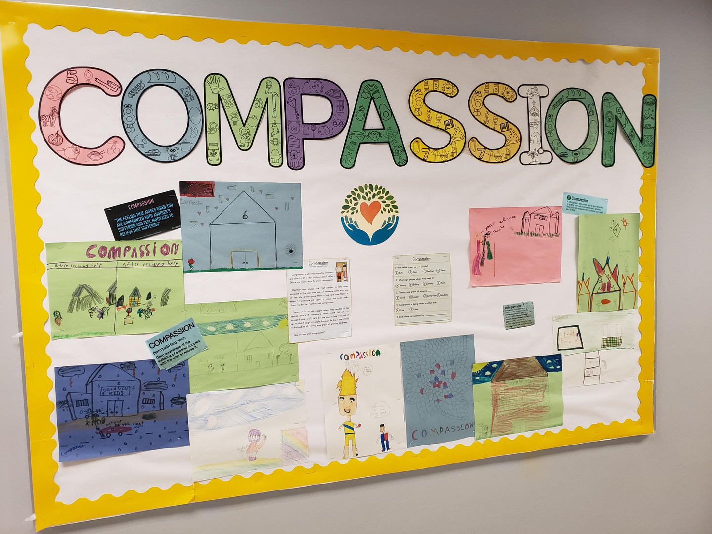 Guided Values: Compassion