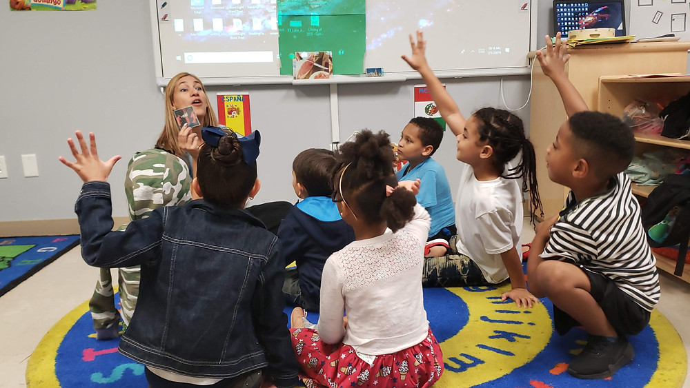 Intercultural Language Learning Childhood Development Class Tampa FL