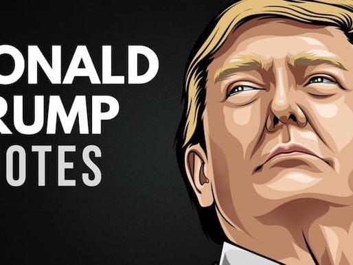 20 цитата за предприемачеството от Доналд Тръмп