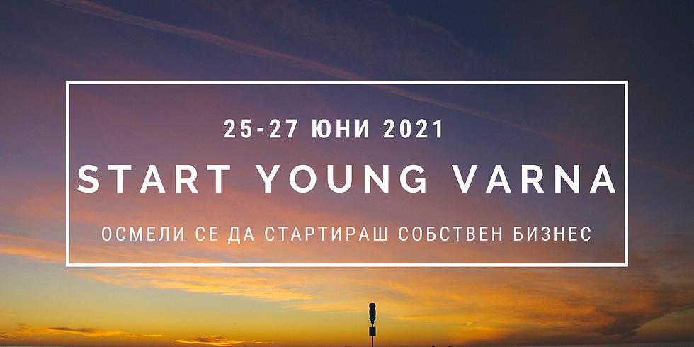 START YOUNG VARNA
