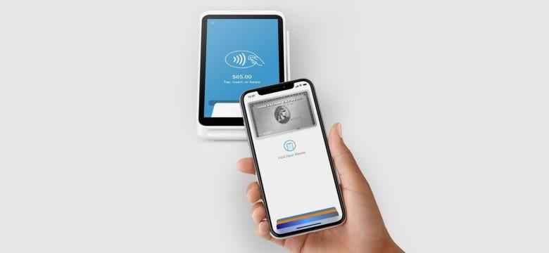 умна визитка smart card