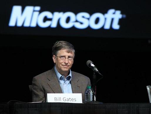 Как Бил Гейтс би се справил на интервю за работа в Microsoft