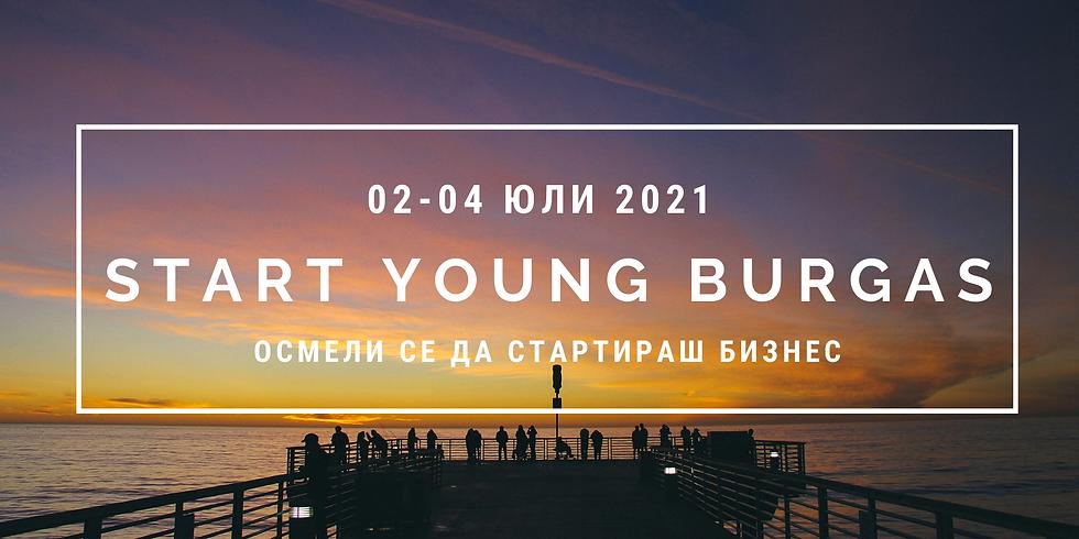 START YOUNG BURGAS