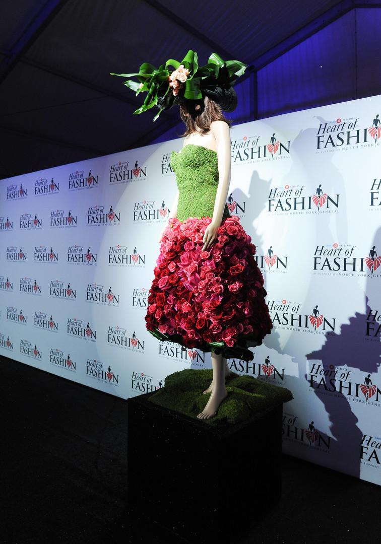 2016 Heart of Fashion North York General