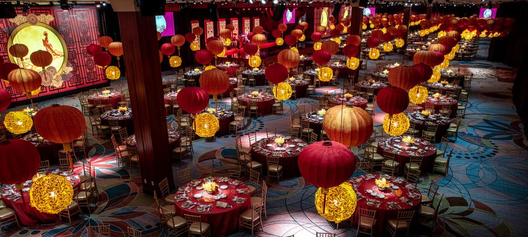 2019 Fallsview Casino Resort Mid Autumn Festival
