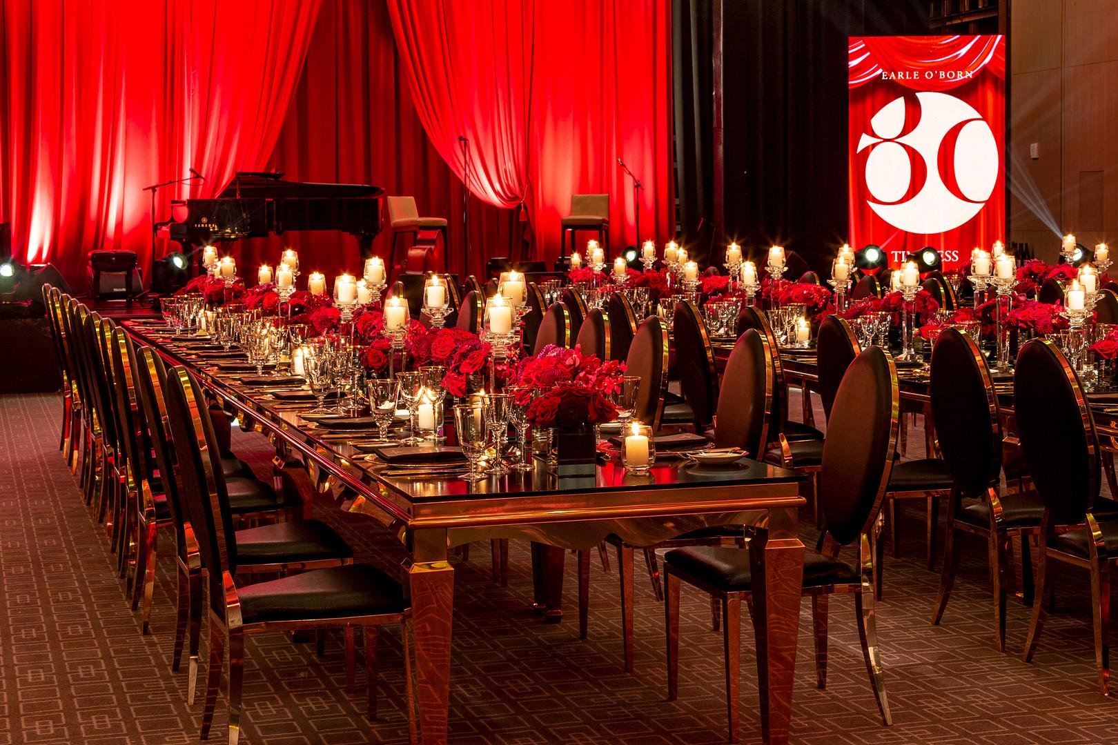 80th Birthday at Four Seasons Toronto