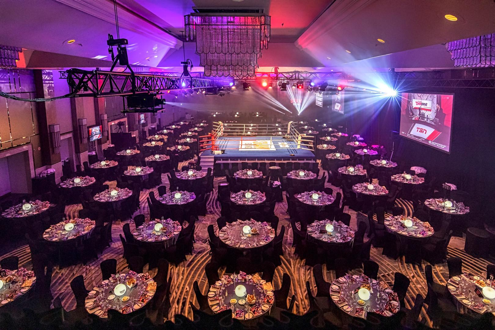 2019 Shaw Boxing at Fairmont Royal York