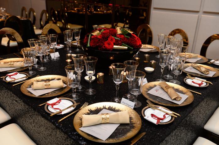 2019 Bloor Street Entertains Hazelton Hotel dinner