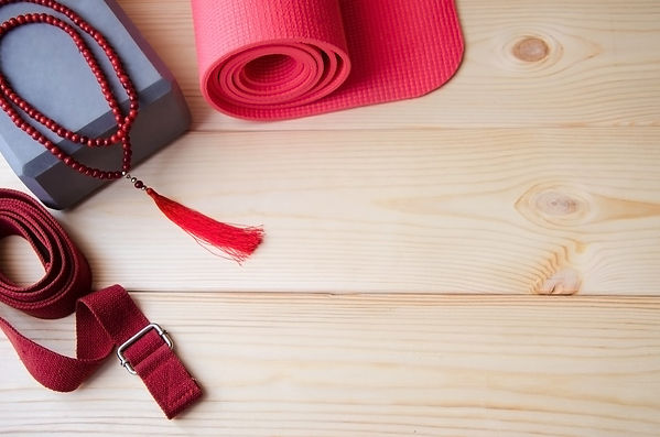 Accessories for yoga,pilates or fitness.
