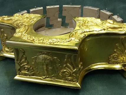Grecian Pedal Box