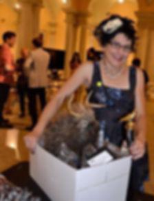 Karen Nemes La Grotesquerie Baltimore Alt Taxidermy Competition