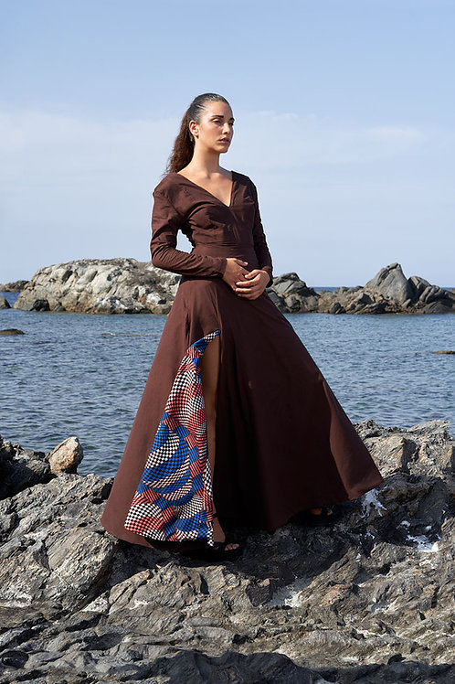 EKYAMBALO (vestido)