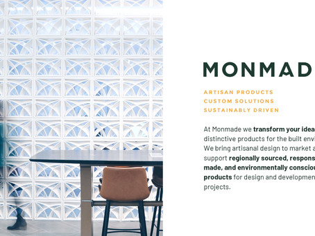 Our Happy Hour with Monmade!