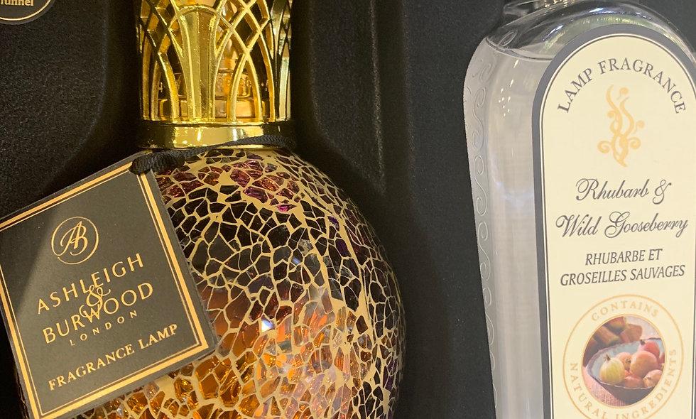 Lote lampara de fragancia GRANDE con aroma