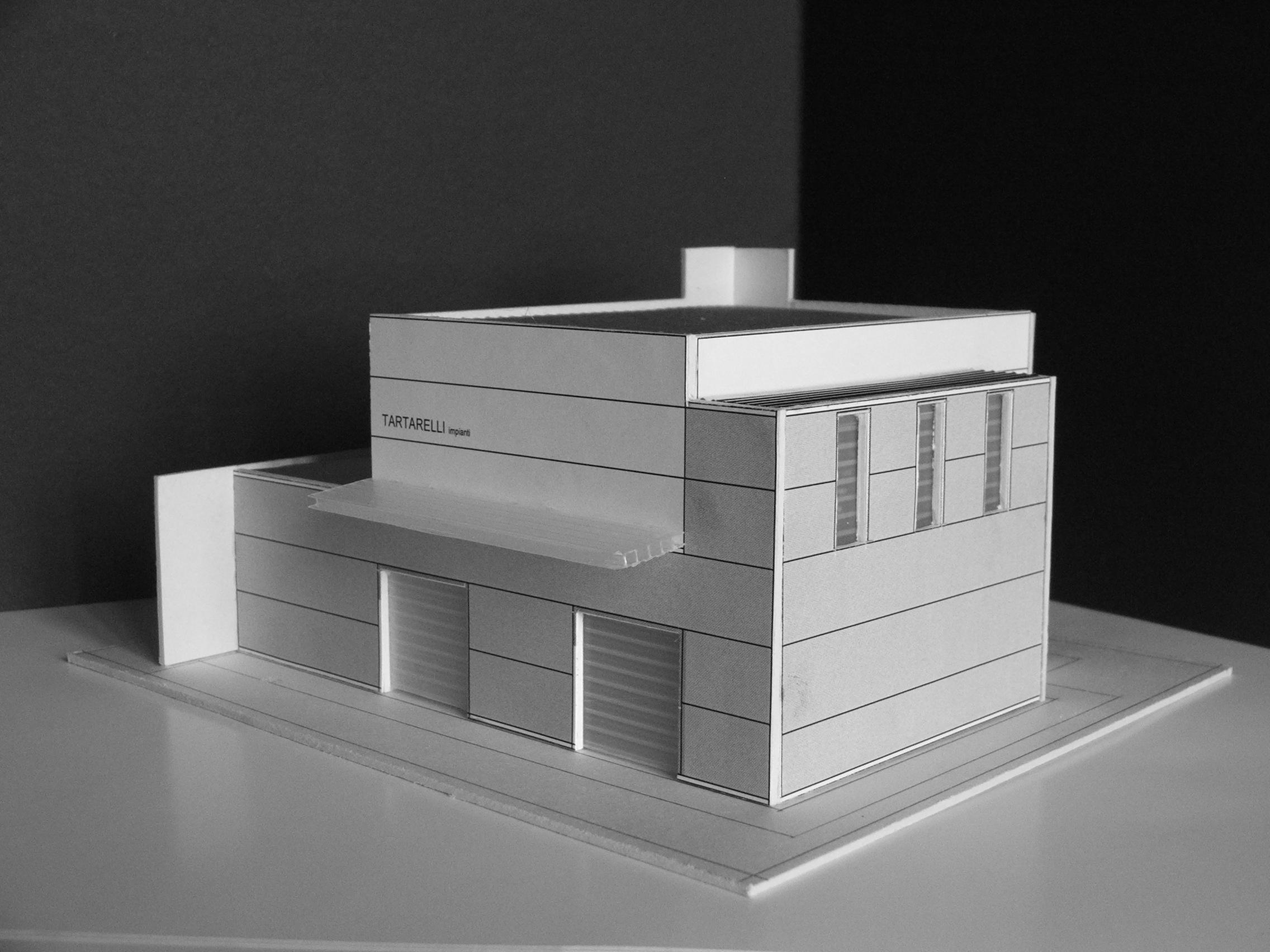 Modello edificio industriale Tartarelli (2)