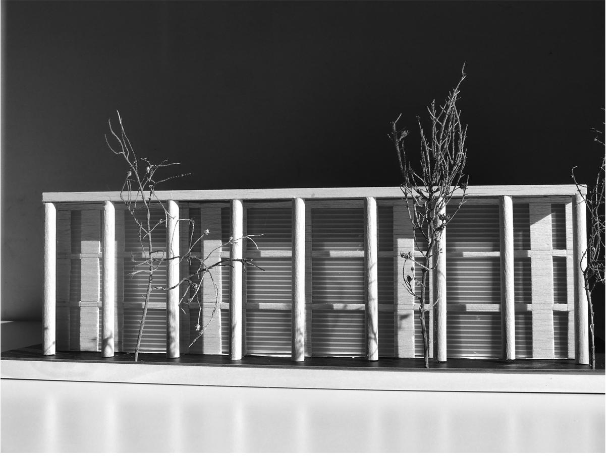 Modello edificio produttivo PIP Ciocche