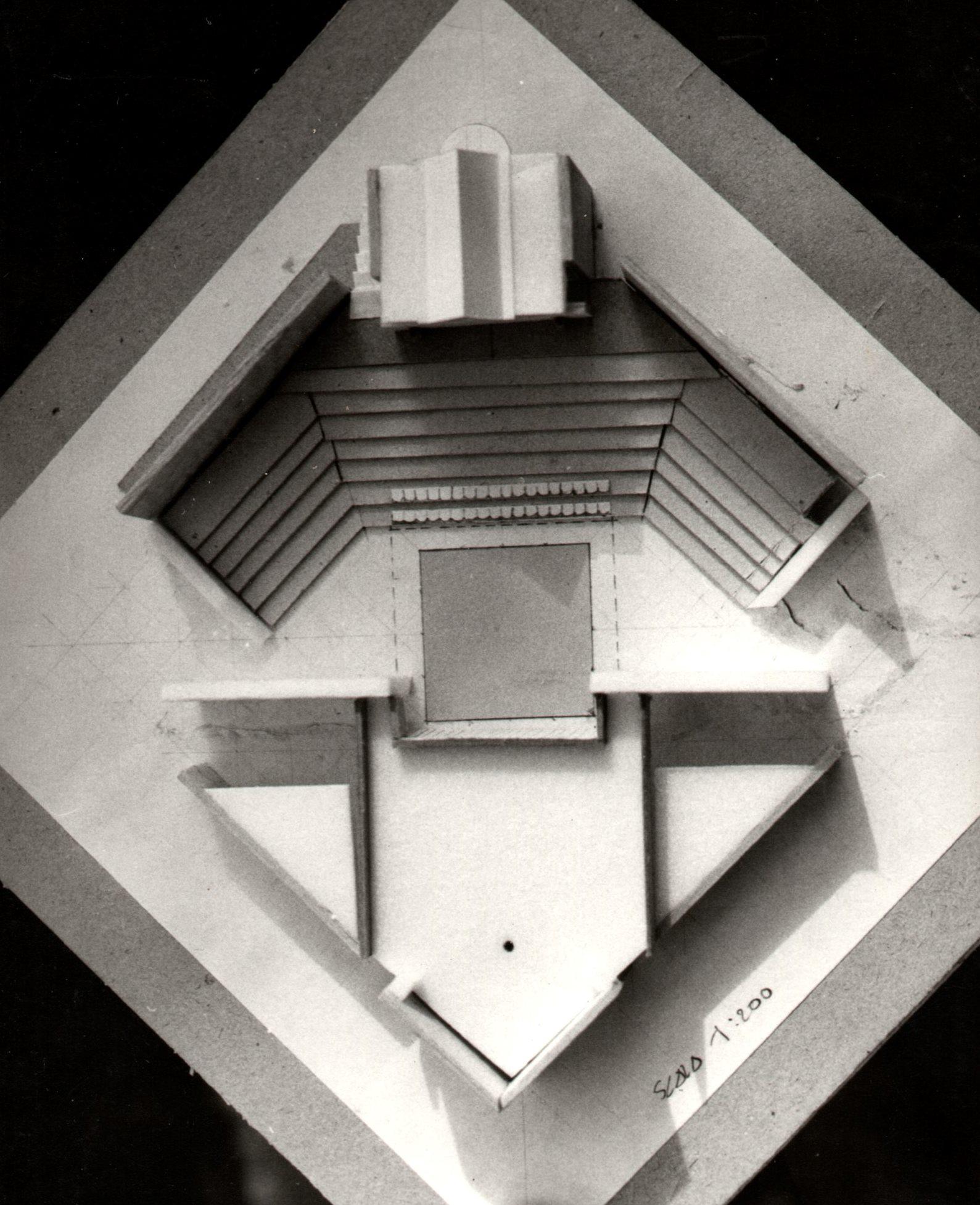 Modello teatro sperimentale