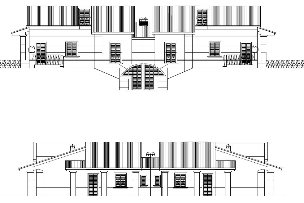 Casa Bifamilaire Papini Costruzioni
