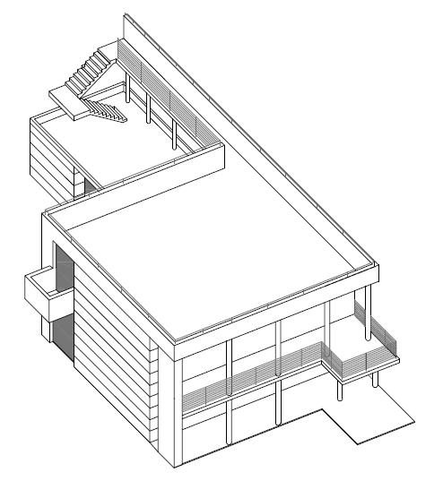 Progetto casa Forte dei Marmi