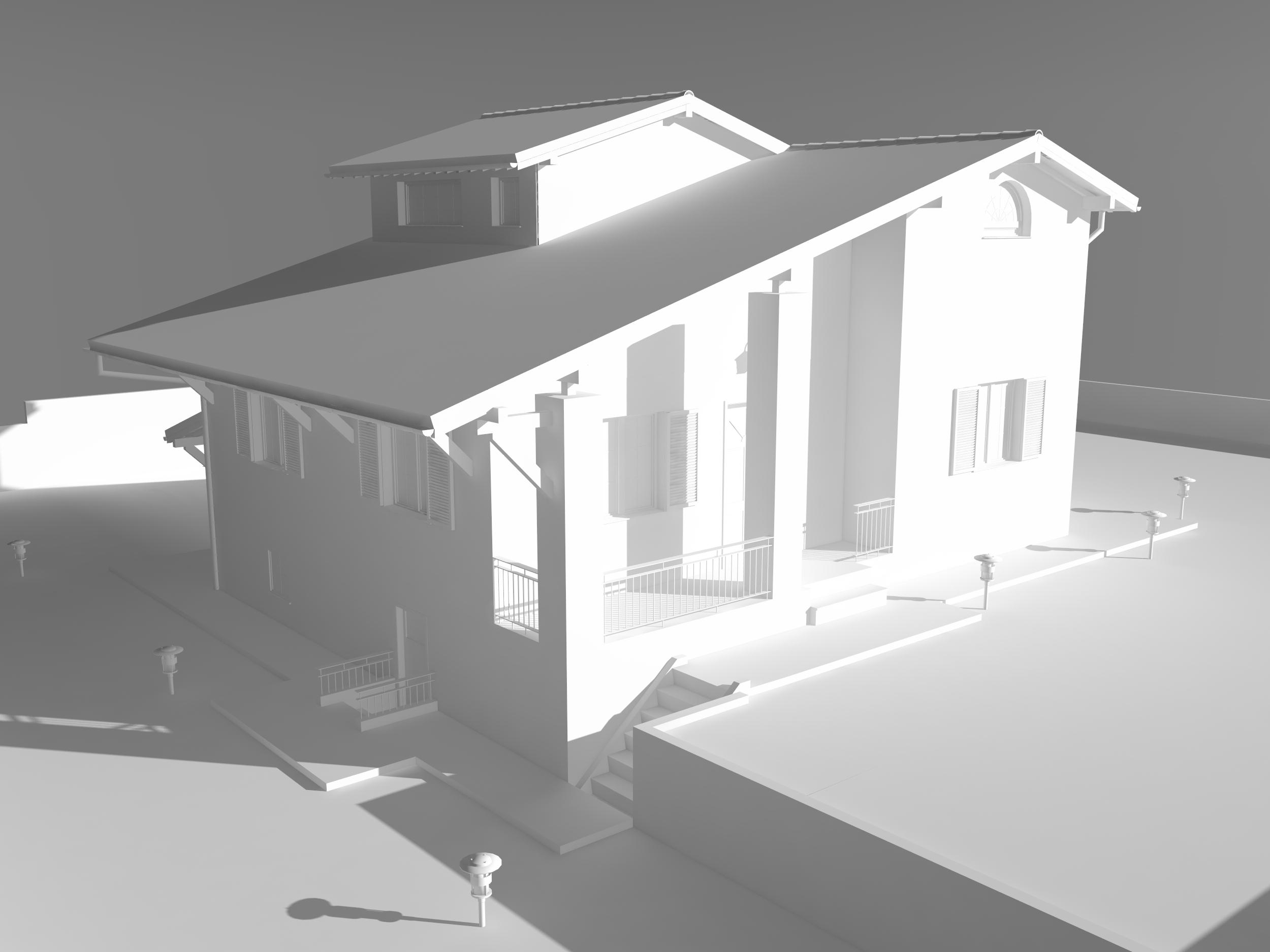 Modello casa