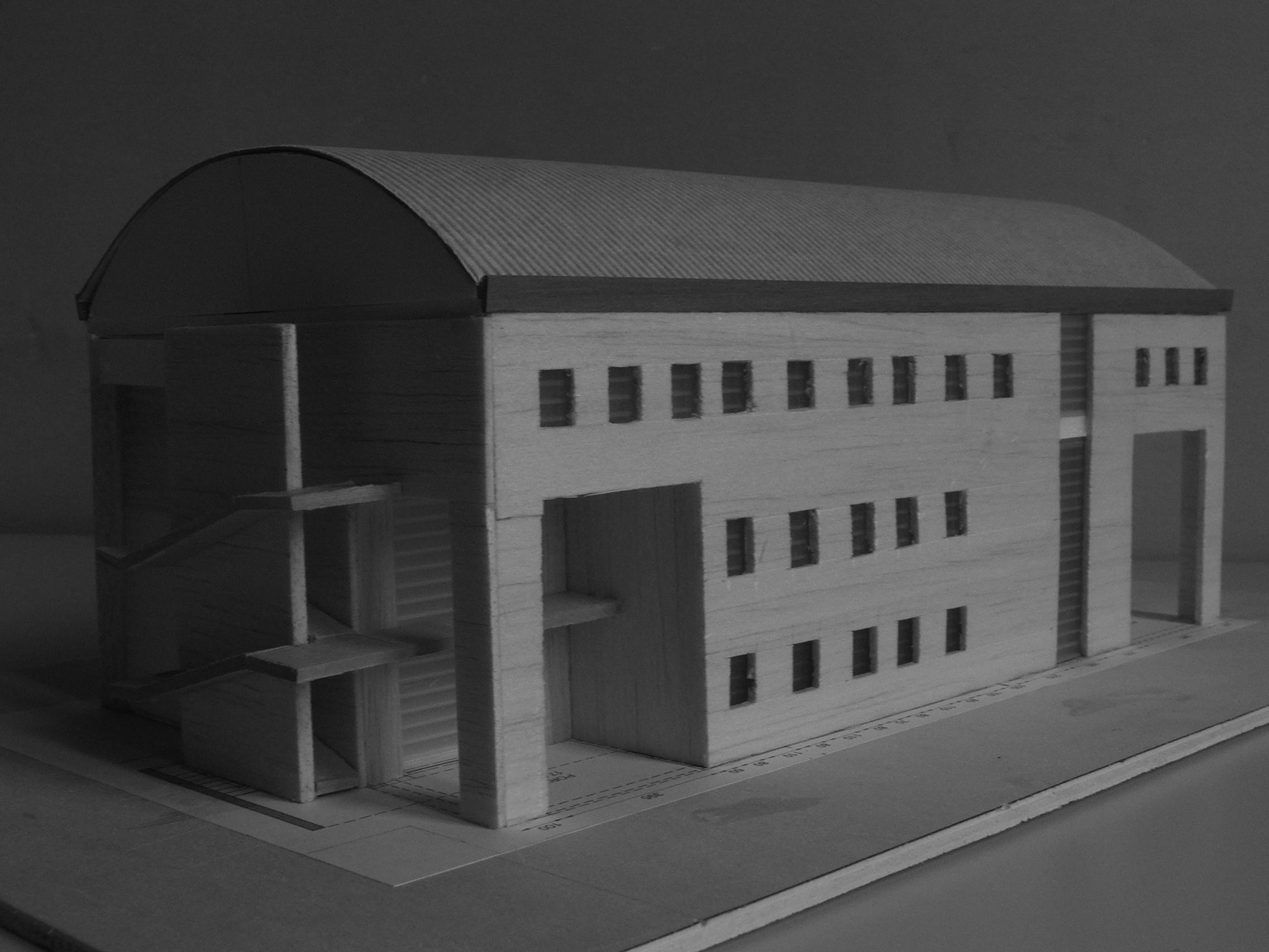 Edificio plurifunzionale Biga