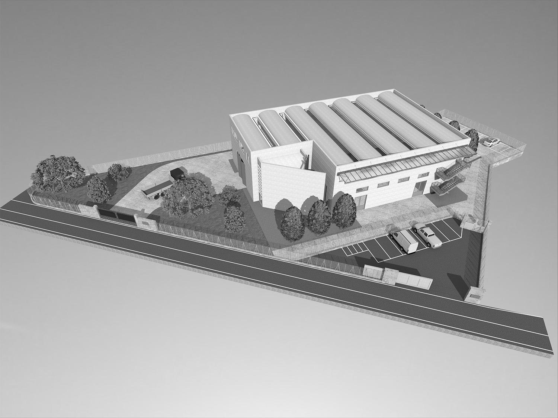 Edificio Lavorazioni Marmi e Pietre