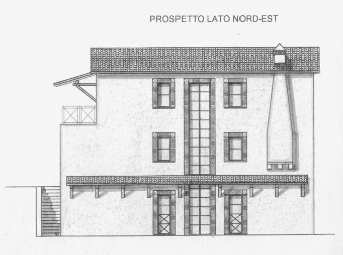 Prospetto Casa Buselli