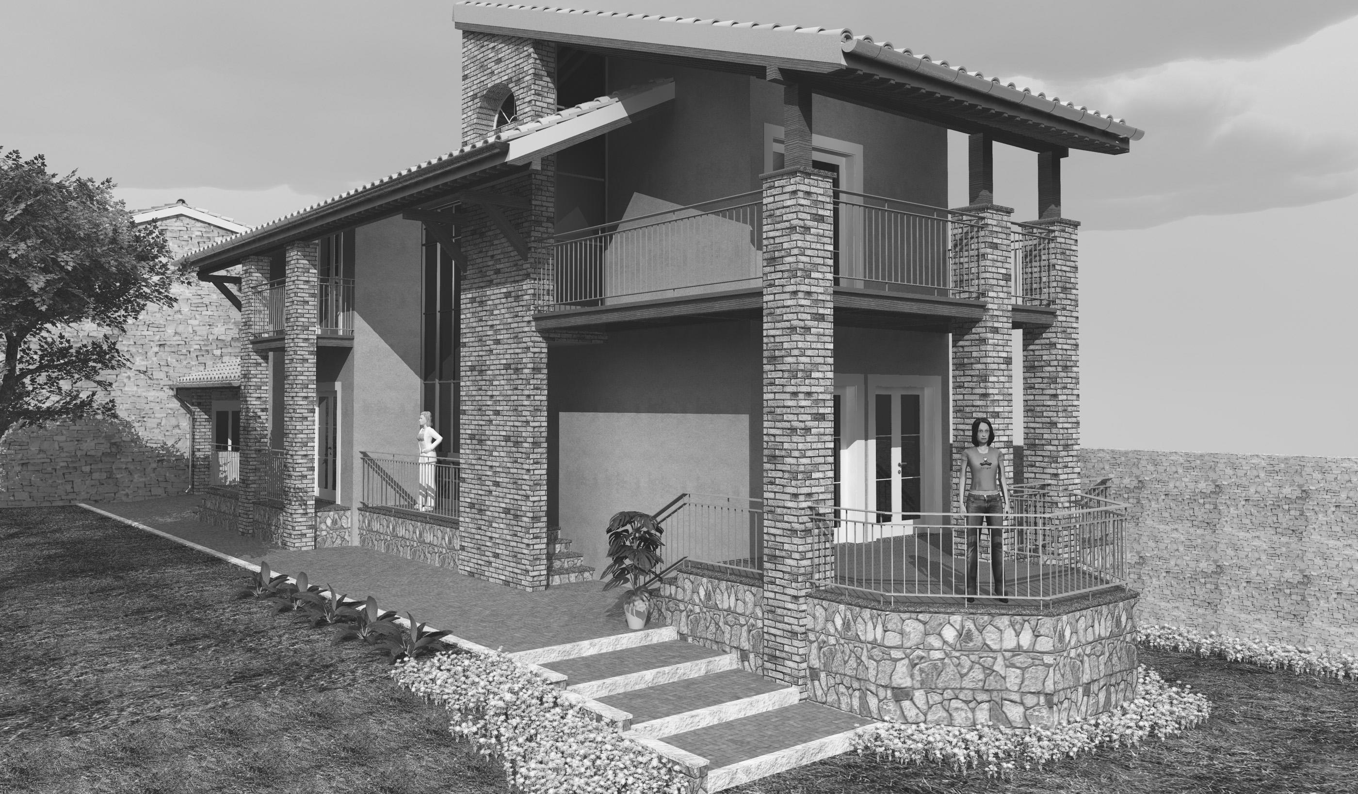 Casa Moschetti