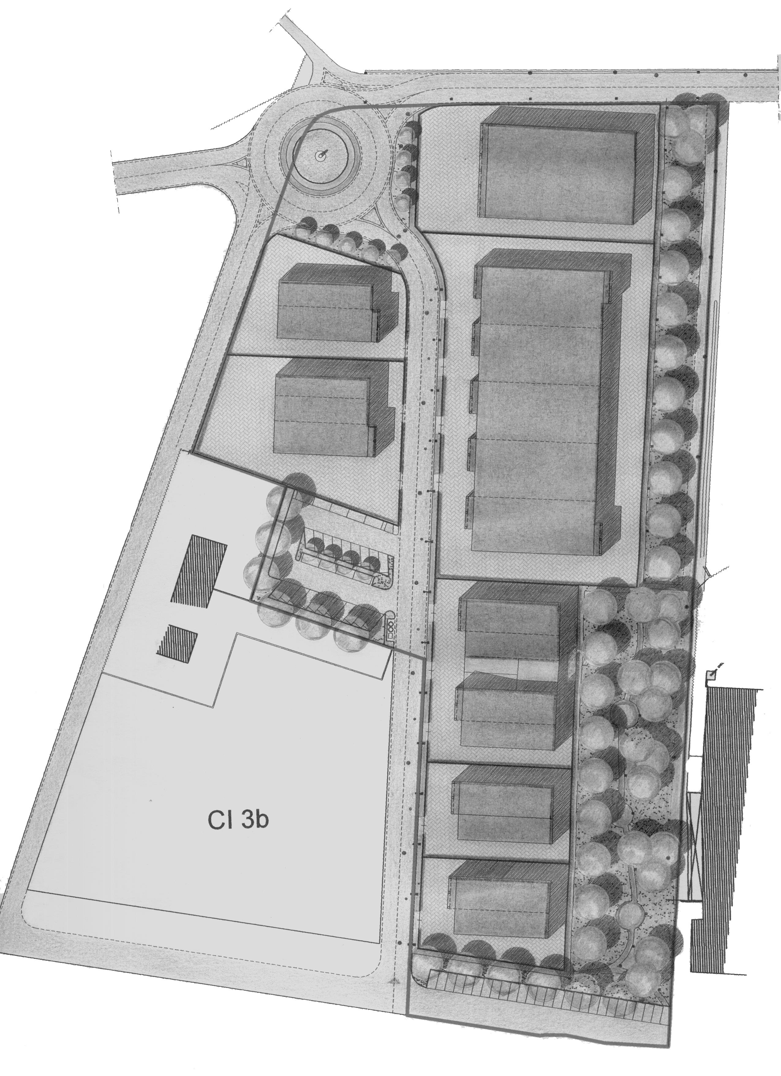 Planimetria Comparto via ciocche2