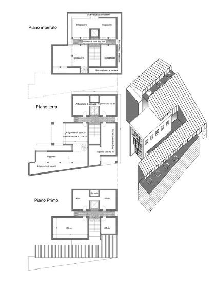Edificio Plurifunzione Querceta
