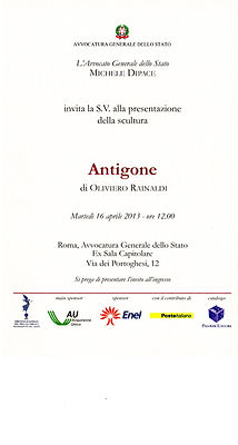 Invito Antigone