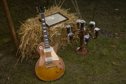 "Gibson Les Paul  ""Faye"""