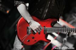 """Music Man Luke """"Radiance Red"""""""