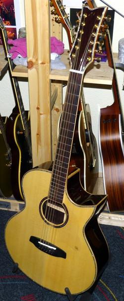 Ortega 4012 Jade 30 12 String