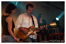 "Gibson Les Paul Gold Top  ""Rosalie"""