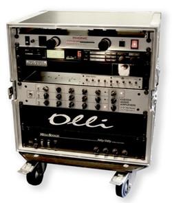 Racksystem Custom Audio Electronics